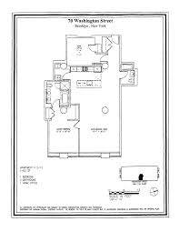 8 york street floor plans 70 washington street apt 3v brooklyn ny 11201 sotheby u0027s