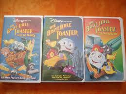 The Brave Little Toaster To The Rescue Image Gallery Of The Brave Little Toaster To The Rescue Vhs
