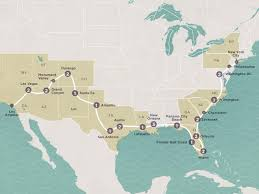 map your usa road trip san antonio san antonio map the optimal us national