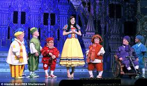 monfort hall scraps snow white u0027s dwarves audiences don