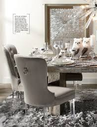 Mirrored Dining Room Set by Dining Tables Sophia Mirrored Dining Table Glam Bedroom Decor Z