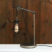 havana modern industrial table lamp by mullan lighting