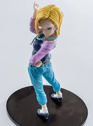 z android 18 z android 18 figure 1 8 scale painted figure
