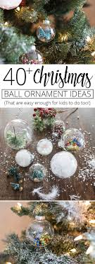 40 ornament ideas for you to try this year plus