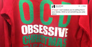 target s on the list this year for insensitive ocd