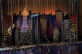 New York City Themed Party Decorations - touch of class buildings set of three giant cardboard buildings