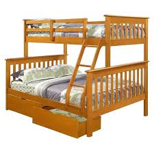 Donco Bunk Bed Donco Mission Bunk Bed Hayneedle