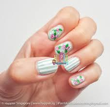 black matte nail polish designs 4 easy party nail art for new