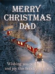 christmas cards for father birthday u0026 greeting cards by davia
