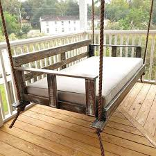 Daybed Porch Swing Hanging Daybed Swing Torobtc Co