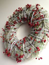 advent wreath winter wreath wreath candle ring