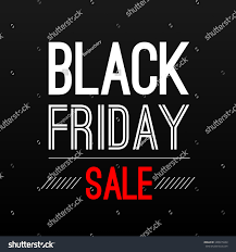 black friday graphics card black friday sale poster design typography stock vector 328915934