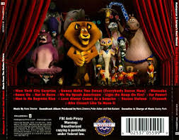 madagascar 3 europe u0027s wanted music motion picture