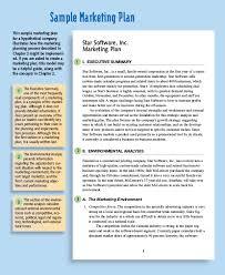 sample marketing plan 12 examples in pdf