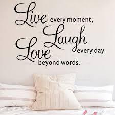 love live laugh art design cheap vinyl home decoration love live laugh wall