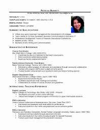 Simple Basic Resume Cerescoffee Co International Standards Resume Format Unique Nurses Cv Format
