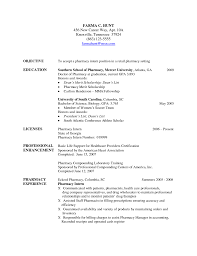 Sample Vet Tech Resume by Pharmacist Objective Resume Resume For Your Job Application