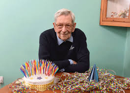 britain u0027s oldest man turns 109 years old today but refuses