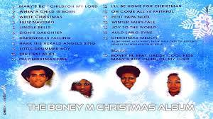 boney m christmas album youtube