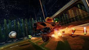 halloween themed wallpaper new halloween themed items coming to rocket league gamer assault