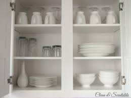 organizing small kitchen cabinets tips to organize a small kitchen