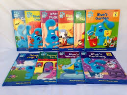 blues clues discovery series book lot 1 10 hardcover hc nick