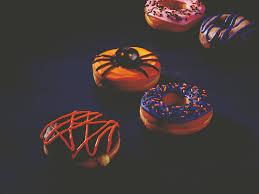 dunkin u0027 dresses up its donuts this month with more than a dozen