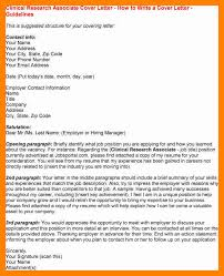 4 research associate cover letter doctors signature