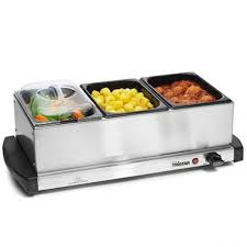 a buffet is a system of serving meals where food is put in a