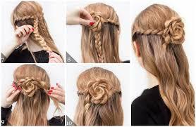 Frisuren Selber Machen Halblange Haare by Abendfrisuren Selber Machen Tipps Und Tricks Für Effektvollen Look