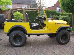 old yellow jeep just curious do you mod or keep your cjs original page 2