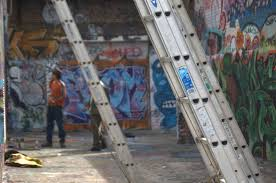 graffiti alley u201d baltimore maryland mining in the field of art