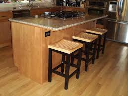bar stools cuhsion brown back chairs bar stools with backs the