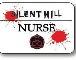 Silent Hill Nurse Halloween Costume Silent Hill Nurse Etsy