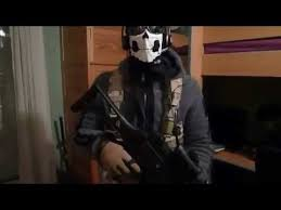 Halloween Costumes Call Duty Cosplay Call Duty Ghost Mw2