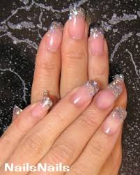 nail designs clear on pinterest coffin nails and stiletto