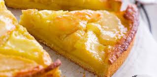 cuisine tarte aux pommes tarte aux pommes normande facile et pas cher recette sur
