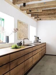 rustic kitchen via bo bedre furniture pinterest rustic