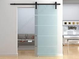 Glass Barn Door by Barn Door Sliding Barn Doors With Glass Intended For Marvelous