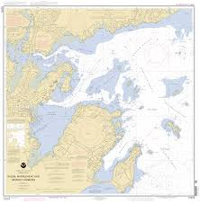 Map Of Boston Ma North Shore Harbormasters Association Charts Of Our Area