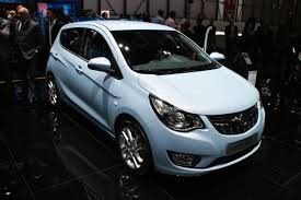 opel ford opel karl vauxhall viva makes world debut in geneva ford