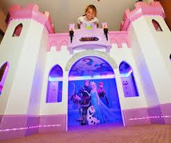 girls castle loft bed bedroom buy bunk beds gorgeous bedrooms double bed loft bed