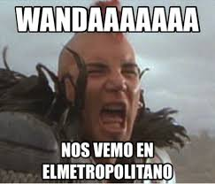 Wanda Meme - demigrante memes wanda metropolitano