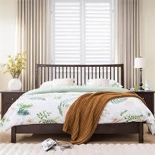 King Size Bed With Frame Unique Platform King Size Bed Frame