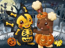 wallpapers de halloween my free wallpapers comics wallpaper pokemon halloween