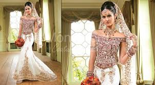 indian bridal wear fusion gowns traditional indian groomswear