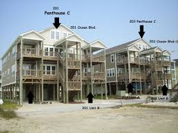 201 ocean blvd unit b atlantic beach nc vacation rental at