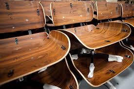 Original Charles Eames Chair Design Ideas Watch The Handmade Process Behind Your Eames Chair Eames Chairs