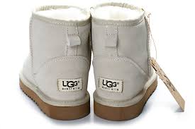 ugg s zip boots ugg white mini 5854 zip on side boots purchase original