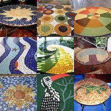 Mosaique Del Sur Mosaïque Au Lamantin Atelier